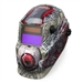 K3063-1 Lincoln Electric Bloodshot 600S Variable Shade 9-13 Welding Helmet