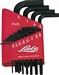 42150 Lisle Hex Key Set 12PC