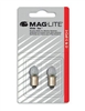 LMSA201 Mag Instrument 2-Cell C & D Alkaline Flashlight Replacement Bulb