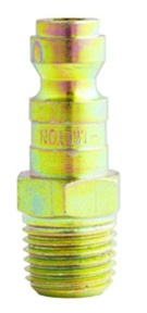 "783 Milton Industries ""T"" Style 1/4"" Male NPT Plug"