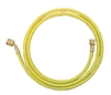"41962 Mastercool 96"" Yellow Hose W/Standard Fitting"
