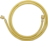 46602 Mastercool 60? Yellow Barrier Hose W/Shut-Off Valve Fitting