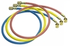 "47396 Mastercool Set Of 3-96"" Barrier Hoses W/Standard Fitting"