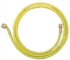 "47482 Mastercool 48"" GY-5 Yellow Hose with Standard Fitting"