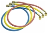 "49360-J Mastercool Set Of 3-150cm R410A Hoses W/1/2""-20 UNF Fittings (Japanese Standard)"