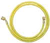 "83722 Mastercool 72"" Yellow Charging Hose for R1234YF"