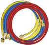 84336-J Mastercool Set Of 3-92cm R134A Auto A/C Hoses (Japanese Standard)