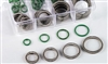 91336 Mastercool Ford Spring Lock Coupling O-Ring And Garter Spring Assortment