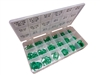 91339 Mastercool Automotive R12 & R134A O-Ring Assortment (270 Piece Hnbr)