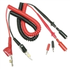 3905 OTC Twin 5-Foot Multimeter/Piercing Jumper Lead Set