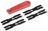 4492 OTC 4Pc E-Clip Tool Set