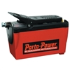 B65427 Porto-Power 10,000 PSI Air Foot Operated Pump 122 Cu.In. Reservoir