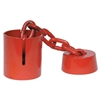B93075 Porto-Power Anchor Pot With Chain