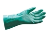 6533 SAS Safety Nitrile Chemical Gloves - Flock Lined - Large