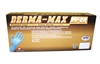 6608-40 SAS Safety Derma-Max Exam P.F. Nitrile- Large