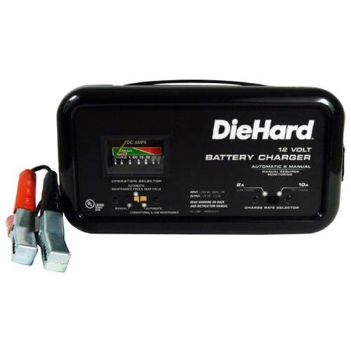 projecta 25 amp battery charger manual