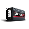 XI41B Schumacher 400 Watt Power Inverter with Battery Clamps and 12 Volt Male Adapter Plug