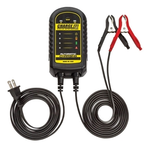 4502 CHARGE IT! 2.5 Amp 6/12 Volt Battery Maintainer
