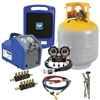 Salvage Operation Refrigerant Recovery Unit Starter Kit