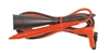 A072 TPI Test Lead Set 4' Red And Black Lead With Large Alligator Clip