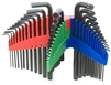 12739 Titan 39pc Star & Hex Key Set