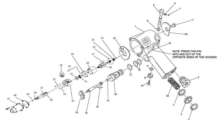 ingersoll 8 u0026quot  drive air impact wrench repair parts