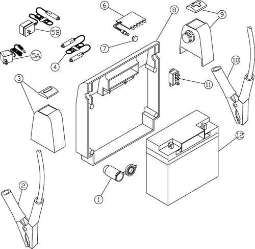 Hidden Efi Injector Plate W 8 Injectors Instructions also T10014098 1999 taurus turn key start position besides 159 likewise 7z1xg 97 Subaru Legacy Wagon 2 2l Engine Code 440 Evap System likewise Ro75123. on vacuum leak tester