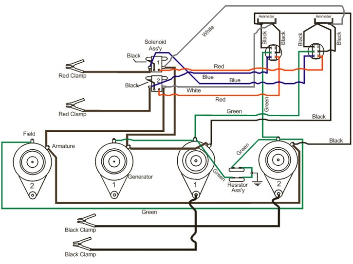 12 volt start wiring diagram wiring online 2004 f150 alternator wiring diagram