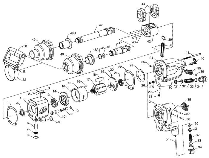 t30 compressor wiring