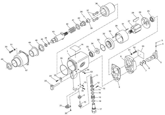 ir detector schematic