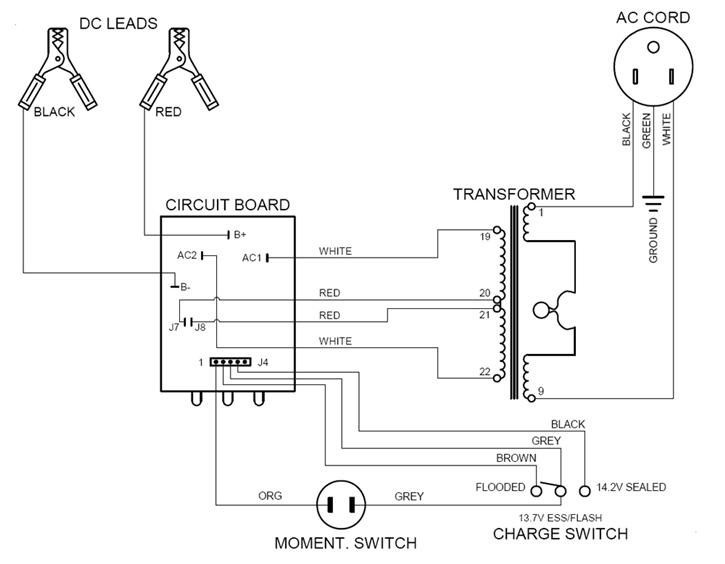Schumacher se wiring diagram diagrams repair