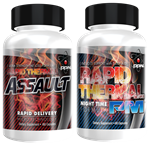 Rapid Thermal ASSAULT® 24 Hour Fat Loss - LEVEL 3 (30 Day Supply)