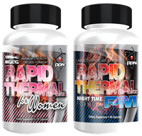 Rapid Thermal WOMENS® 24 Hour Fat Loss - LEVEL 1 (45 Day Supply)