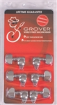 Grover Rotomatic 102C 14:1 Chrome Tuning Machines