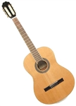 Antonio Hermosa AH-10NF Solid Cedar Top Classical Guitar - Narrow Fretboard