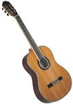 Antonio Hermosa AH-20 Solid Cedar Top Classical Guitar - Abalone Inlay w/ Rosewood Back