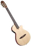 Antonio Hermosa AH-50 Sold Top Acoustic/Electric Classical Guitar