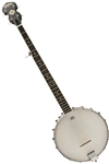 Washburn B7 5-String Open-Back Banjo Old Time Clawhammer