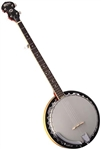 Washburn B9 5-String Bluegrass Resonator Banjo