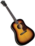 Blueridge BG-60 Acoustic Guitar Soft Shoulder Contemporary Series Dreadnought w Case