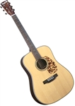 Blueridge BR-160A Adirondack Dreadnought Acoustic Guitar w/ Hard Case - Historic Series