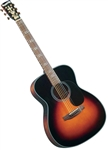 "Blueridge BR-343 ""000"" Gospel Model Acoustic Guitar - Sunburst w/ Hard Case"