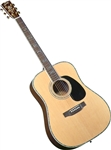 Blueridge BR-70 Dreadnought Acoustic Guitar Contemporary Series w/ Case