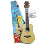 Chord Buddy Kids Childs 1/2 Size Steel String Acoustic Guitar Chord Buddy Play Now Jr. Junior Package ChordBuddy