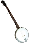 Gold Tone CC-50 5 String Open Back Banjo. Free Gig Bag