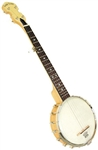 Gold Tone CC-Mini Cripple Creek 16 Bracket Mini Banjo. Free Shipping!