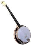 Gold Tone Cripple Creek CC-Traveler 5 String Maple Resonator Banjo