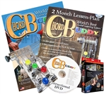 Chord Buddy Guitar Teaching Learning System Practice Aid w/ DVD & Book - PLAY INSTANTLY ChordBuddy