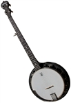 Deering Goodtime Midnight Special 5 String Maple Resonator Banjo. Free setup, shipping and bag!