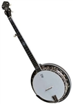 "Deering ""John Hartford"" Banjo 5 String Professional Resonator Banjo. Free Case, Setup and Shipping!"